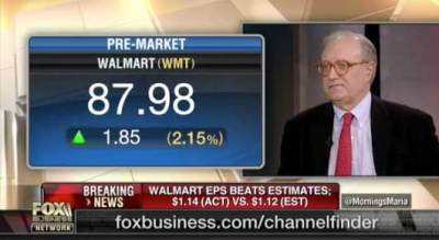Walmart will start winning more online: Burt Flickinger